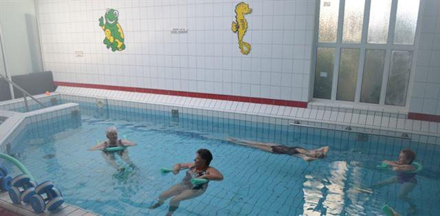 Huidig zwembad