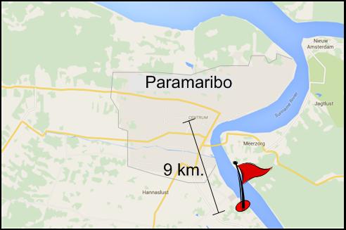 Wellness resort Paramaribo